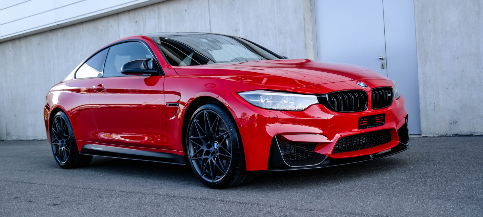 BMW M4 Competition M Performance Parts
