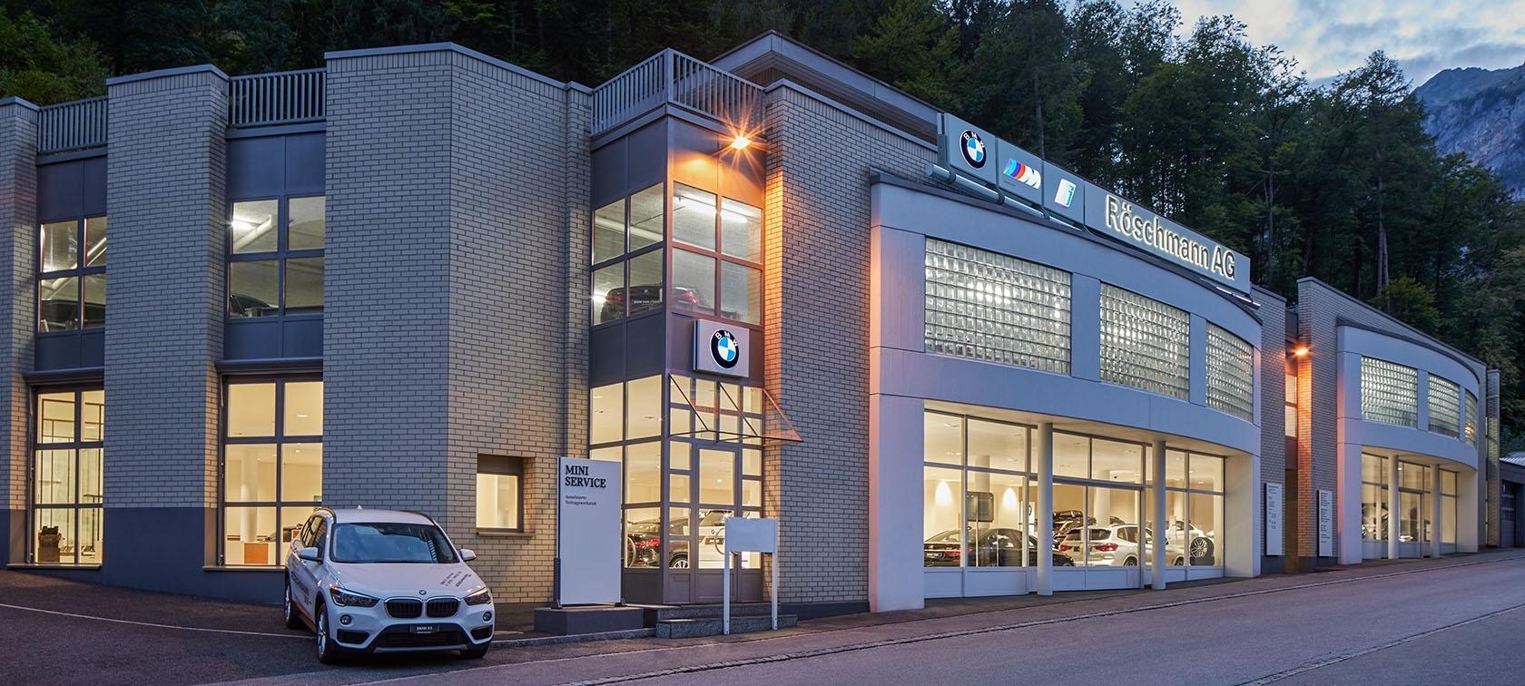 Home Garage Röschmann Ag Glarus