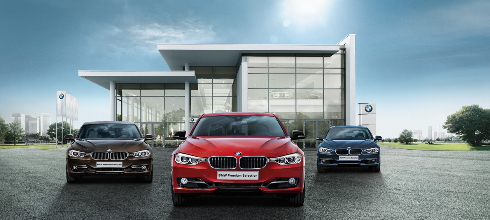 BMW PREMIUM SELECTION ET OCCASIONS.